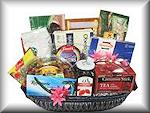 Passover Gourmet with Starbucks Coffee Basket